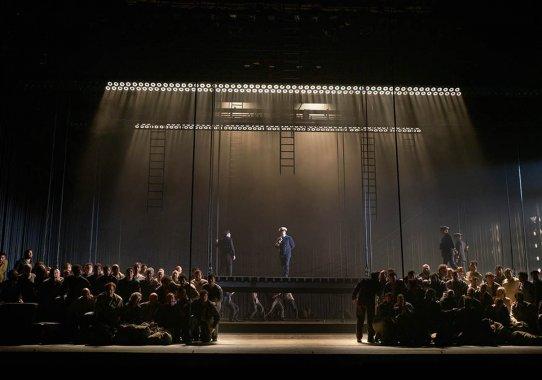 Billy Budd Teatro Real