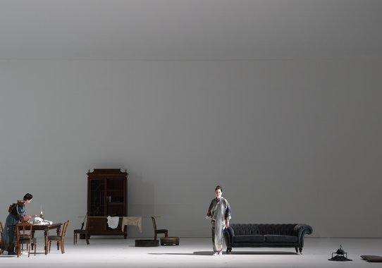 Madam Butterfly Zurich Opera 2017