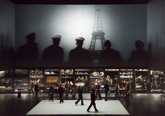 Benjamin Dernière Nuit Lyon Opera