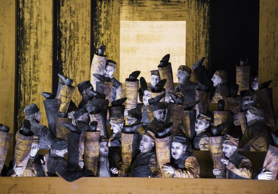 Wozzeck Zurich Opera